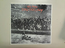 "NEIL YOUNG:Time Fades Away LP Sampler-U.K. 7"" Reprise Records SAM 15 DJ PSL DJ"