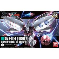 HGUC Mobile Suit Zeta Gundam AMX-004 Qubeley 1/144 Plastic Model Bandai