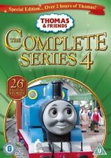 Thomas and Friends Series 4 Season Four The Tank Engine Region 2 DVD New