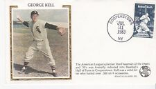 GEORGE KELL HOF INDUCTION EVENT COVER