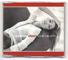 Celine Dion CD One Heart - 1-track  promo CD - SAMPCS12948