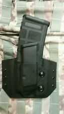 Tactical Duel , AR & G17 Mag carrier , Kydex Black