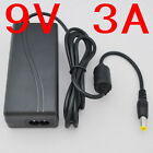 1PCS AC 100V-240V Converter Adapter DC 9V 3A 27W Power Supply Charger 3000mA New