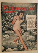1959 PICTUREGOER FILM MAGAZINE: YVONNE MONLAUR - CLIFF RICHARD - CARY GRANT