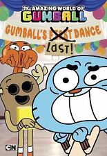Gumball's Last! Dance (The Amazing World of Gumball), Luper, Eric