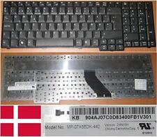 CLAVIER QWERTY DANOIS ACER 7000 9400 9410 MP-07A56DK-442 90.4AJ07.C0D Noir