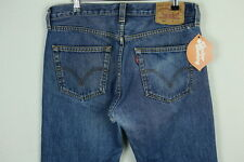 VINTAGE MENS LEVIS JEANS 501 W 31 L 32 RED TABS HIGH WAIST (SHABBY CASUALS) P33