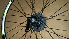 "Rear Cycle Wheel - 27.5"" Double Wall - Disc Brake - 9 speed Reduced"