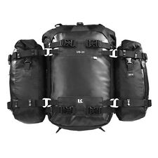 Kriega US-COMBO 50 100% waterproof, universal tailpack system for any motorcycle