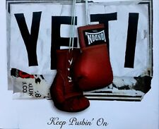 Yeti - Keep Pushin' On (CD 2005) In Like With You/Carpet Road (John Hassall)