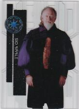 STAR WARS 2015 TOPPS HIGH TEK 54 SIO BIBBLE FORM 1 PATTERN 4 VADER'S TIE FIGHTER