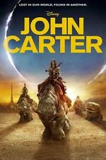 John carter: une feuille-Maxi Poster 61 cm x 91,5 cm (new & sealed)