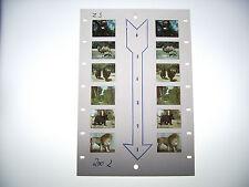 Bildkarte ZS9    Zoo 3D Betrachter Stereomat Stereomatkarte 3D Karte Stereokarte