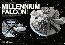 BEAST KINGDOM EGG STATUE ACTION STAR WARS MILLENNIUM FALCON MAGNETIC LEVIATING