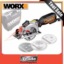 Worx 710W Worxsaw 120mm Professional Handyman Work Saw WX427
