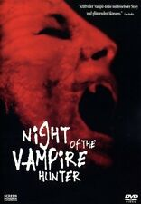 Night of the Vampire Hunter ( Horrorfilm )mit Nicole Bujard, Stefan Keseberg NEU