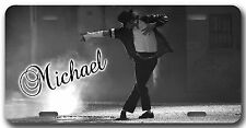 L@@K! Michael Jackson License Plate Vanity Auto Tag Room Sign Thriller Micheal