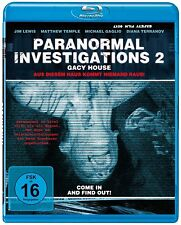 Paranormal Investigations 2: Gacy House - Blu-Ray Disc -