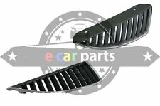 MITSUBISHI LANCER CH 8/2003-9/2005 RIGHT HAND SIDE GRILLE BLACK & CHROME