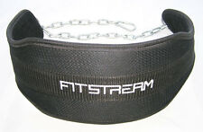 Extra Strong Dip Belt by Fitstream for Weighted Calisthenics & Strength Training