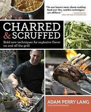 Charred & Scruffed Perry Lang, Adam Books-Acceptable Condition