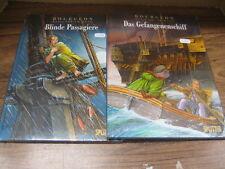 Los viajeros en el viento 1 2 fragmentos Hardcover Bourgeon