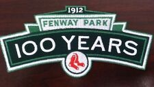 MLB Boston Red Sox Fenway Park 100th Anniversary Jersey Patch FREESHIP