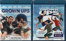 Grown Ups 1 & 2 BLU-RAY Lot Adam Sandler Kevin James Chris Rock Brand NEW