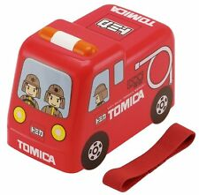 Skater Solid Lunch Box Tomica Tomica Fire truck