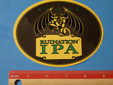 STICKER Beer ~ STONE Brewery ~ Ruination IPA ~ Escondido, CALIFORNIA