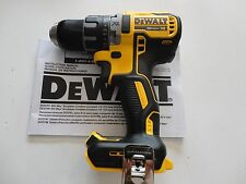 "DEWALT DCD791 20V 20 Volt 2 Speed Brushless 1/2"" Lithium Ion Max Drill Driver"