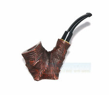 * Stub * Modern Self-standing Tobacco Smoking Pipe Pipes, Handmade for 9 mm