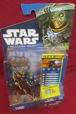 2010 Hasbro Star Wars Clone Wars Cw33 Embo Action Figure NIB