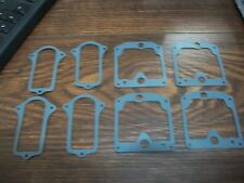 SUZUKI GS 750 FLOAT BOWL GASKETS + TOPS  8 FOR $17.99  * FREE SHIPPING *