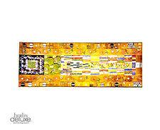 Klimt stocletfries cáscara nuevo/en el embalaje original 30cm vidrio ao Artis Orbis by Goebel oro Dekor