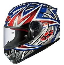 NEW OGK KABUTO RT33 DAISAKU BLUE S Small  Full face Helmet Japanese Model