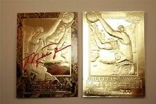 MICHAEL JORDAN 1996-97 Skybox EX-2000 Credentials Gold Card GOLD BORDER * BOGO *