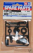 Tamiya 51005/0115308 TT-01 P Parts (Servo Horn) (TT01/TT01D/TT01E/TT02/TT02B)