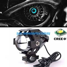 PM Transformers Projector CREE LED Headlight Flash Spot Light X2 for Motorcycles