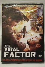 the viral factor jay chow ntsc import dvd English subtitle