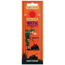 Horrible Histories 'Woeful Second World War' Magnetic Bookmark Gift
