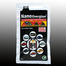 NANO ENERGIZER CAR ENGINE RESTORATION CERAMIC COATING PROTECT POWER UP FUEL SAVE