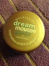 MAYBELLINE NEW YORK DREAM MOUSSE EYE SHADOW COLOUR POT Suede Sensation