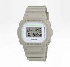 CASIO Uhr Watch G-Shock Matte Color - sand white - DW-5600M-8ER NEU