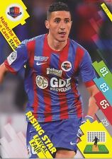SMC-11 FAYCAL FAJR # RISING STAR SM.CAEN CARD ADRENALYN FOOT 2015 PANINI