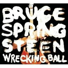 BRUCE SPRINGSTEEN - WRECKING BALL  CD 11 TRACKS NEU