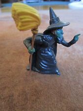 The Wizard Of Oz WICKED WITCH 1988 Turner Loew's MGM Figure Figurine Halloween