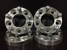 "4 Wheel Spacer Adapters | 5x4.75 to 5x4.5 | 1.25"" inch thick 