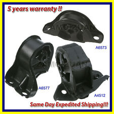1990-1993 Acura Integra 1.8L Motor & Trans Mount 3PCS for Manual - same day ship