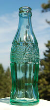 Scarce Old ORIGINAL antique BOZEMAN MONTANA hobble skirt Coca Cola COKE bottle!